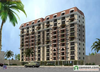 El Cielo New Booking Available Near Giga Mall Wtc Dha Phase 2 Isb - Flat For Sale