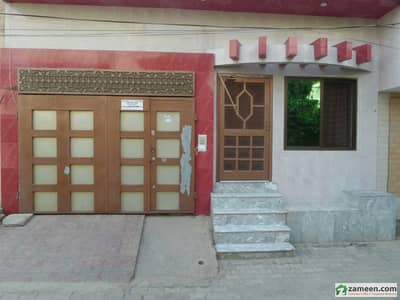 Triple Story Beautiful Furnished House For Sale At Chaman Zaar Colony, Okara