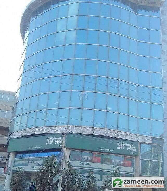 10 Marla 7 Storey Commercial Building For Sale In Abdali Road Multan Cantt