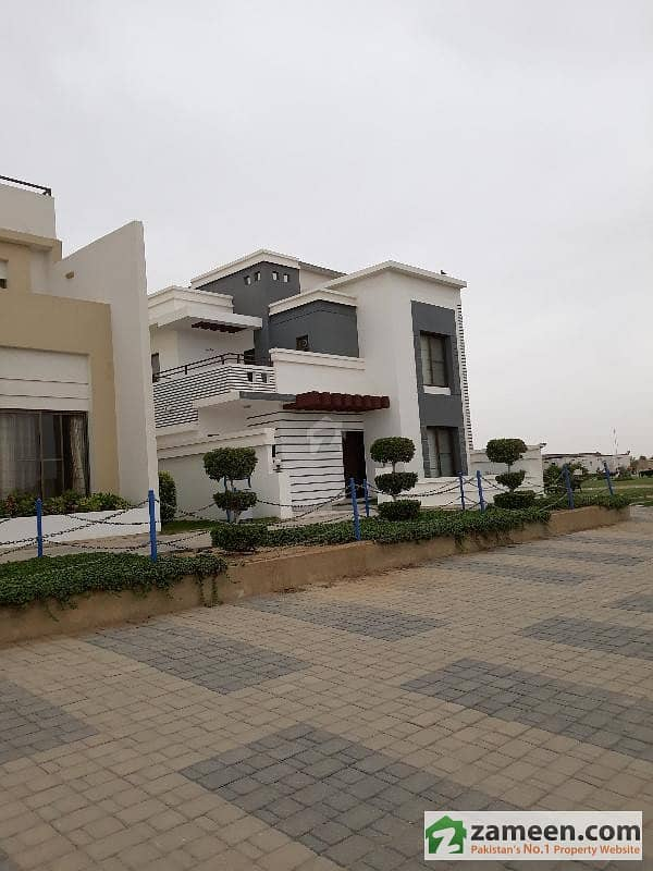 Fazaia Bungalow For Sale On Easy Installments