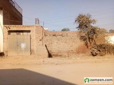 8 Marla Commercial House For Sale On Main Road