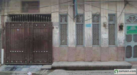 Single Storey House For Sale At Gulshan Fatima Colony Okara