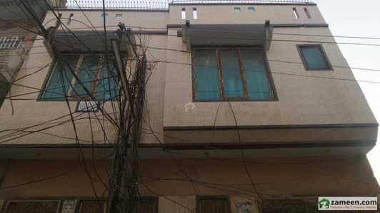 Triple Storey House For Sale At Gulshan Fatima Colony, Okara