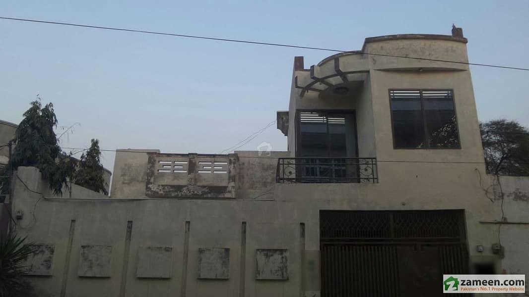 Double Storey House For Sale At Garden Town, Okara