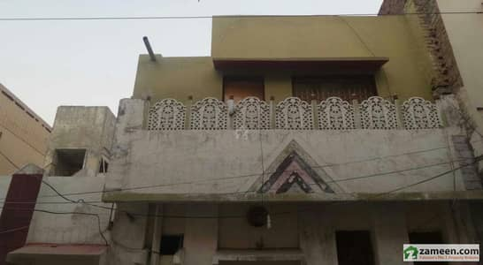 Double Storey House For Sale At Gulshan Fatima Colony, Okara
