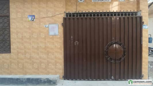Double Storey Corner House For Sale At Bisharat Park, Okara