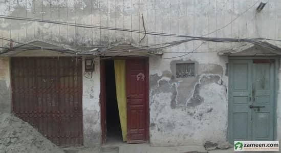 Single Storey House For Sale At Sirki Mohallah, Okara