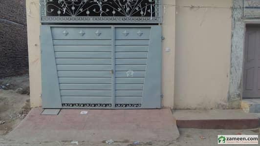 Double Storey House Available For Rent At Rahim Karim Town Okara City