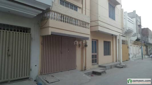 Double Storey House For Sale At Gulshan Fatima Colony Okara