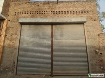 Younas Town Satiana Road - Commercial Shop For Sale