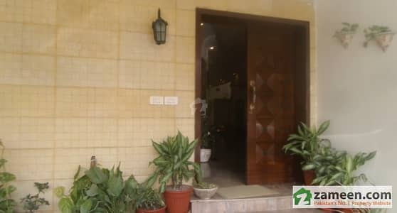 1 Kanal Double Storey Lush House For Sale In Johar Town G4 Near Expo Center