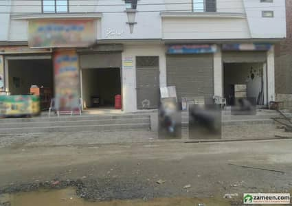 Double Story Beautiful Furnished Commercial Building Flat Available For Rent At Jawad Avenue, Okara