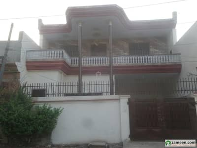 4 Bedrooms 6 Marla House For Sale