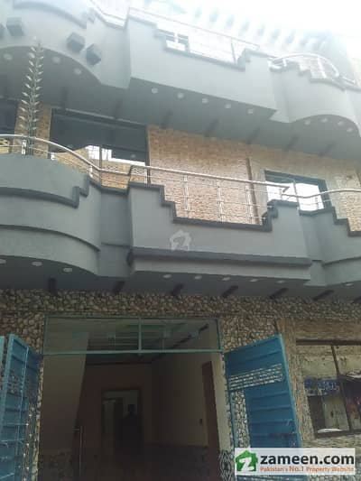 5 Marla Triple Storey Zero Meter House Available At Samanabad Gulzaib Colony Lahore