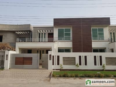 Luxury Brand New Double Storey 10 Marla House For Sale