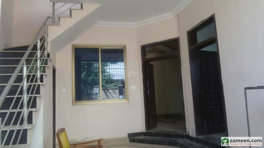 4. 5 Marla Triple Storey Beautiful House Is Available For Sale