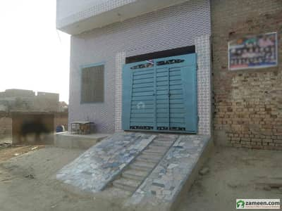 Single Storey Beautiful Furnished House For Sale At Shahbaz Park Okara