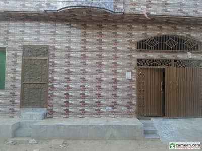 Double Storey Brand New Beautiful House For Sale At Faisal Park, Okara