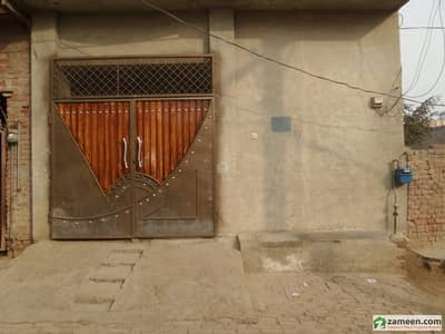 Single Storey Beautiful House For Sale At Haider Town Okara
