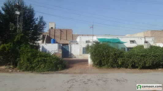 7 Marla Old House For Sale