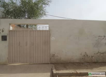 5 Marla Corner Single Storey House For Sale