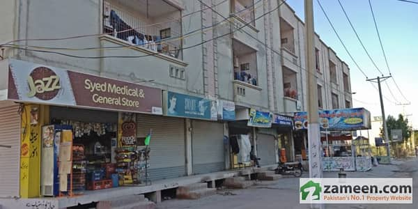 Flat Available For Sale In Latifabad