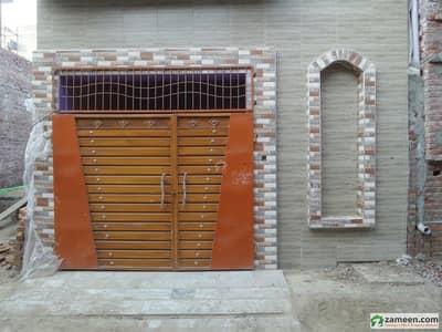 Double Storey Brand New Beautiful House For Sale At Makkah Society, Okara