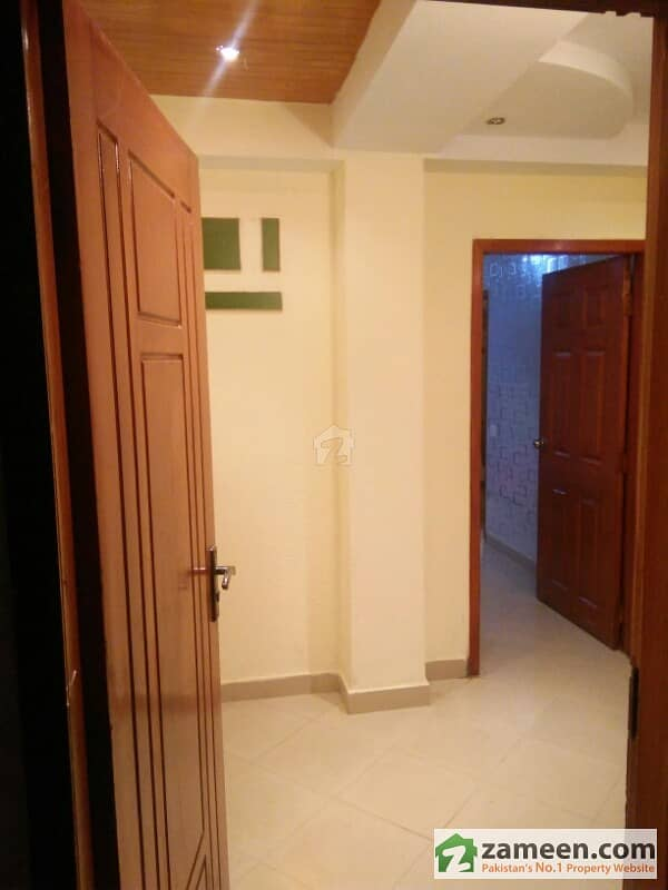 Single Bed Family Apartment For Sale Near Moon Market Iqbal Town