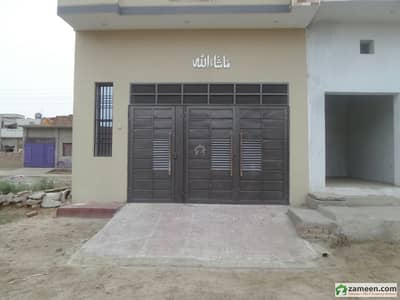 Double Story Brand New Beautiful House For Sale at Talha Block, Okara
