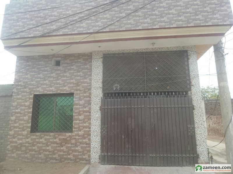 House For Sale At Siraj Colony