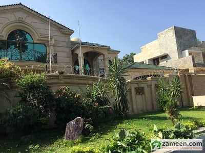 Magnificent 2 Kanal House With Beautiful Well Maintained Interior  Exterior