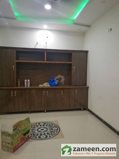 5 Marla Lower Portion For Rent In Canal Gardens Lahore.
