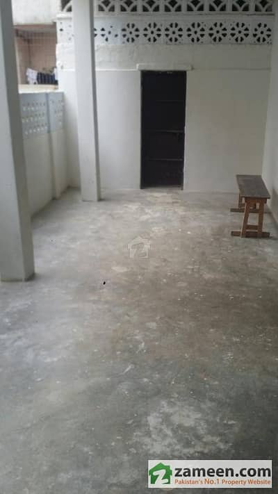 240 Sq Yard First Floor Portion For Rent