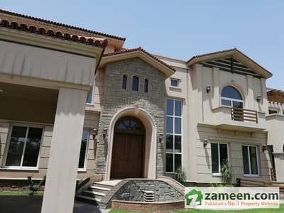 Brand New Outclass Contemporary Corner House For Sale In F-7 Islamabad