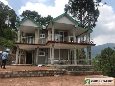 2 Kanal River Valley View Furnished Farm House For Sale In New Murree Resorts