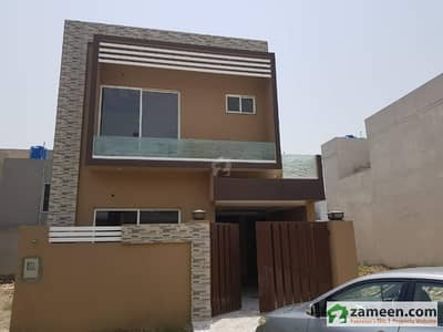 5 Marla Brand New House For Sale In Woods Block Paragon City Ideal Constructed