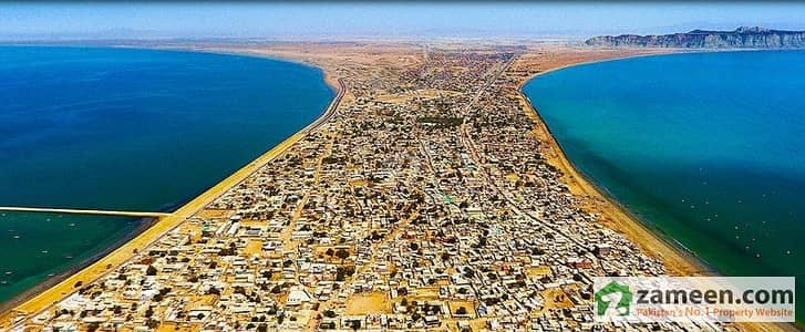 Land For Sale In Gwadar Marine Drive Commercial
