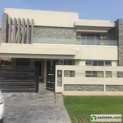 Brand New House With Basement For Sale In Phase 5 G Block