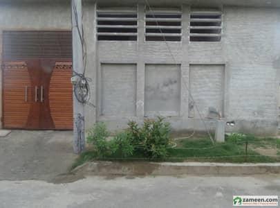 Double Storey Brand New Beautiful Corner House For Sale At Noor Garden, Okara