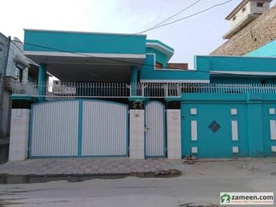10 Marla Corner Single Storey House For Rent
