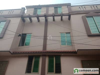 A Double Storey House Is Available For Sale