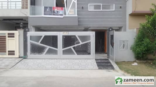 5 Marla Brand New House With Basement For Sale