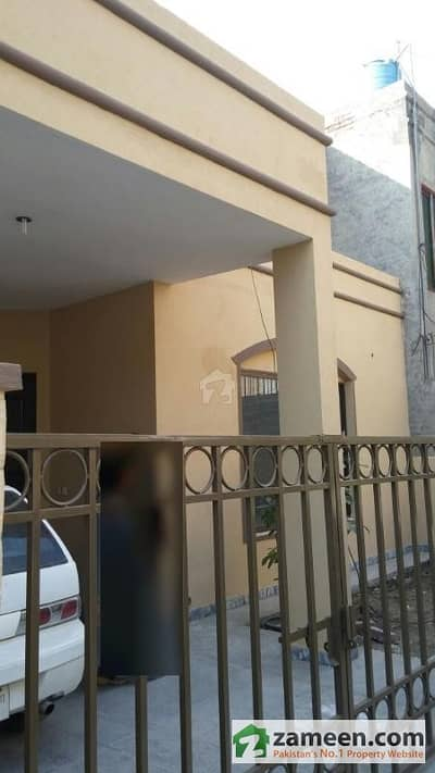 6 Marla Double Storey House For Sale Near Phase 6 Back Of 9 Town