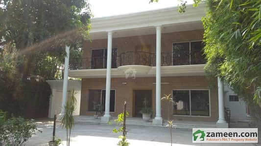 3 Kanal Commercial House For Rent In Garden Town Lahore