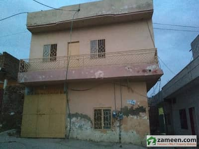 5 Marla Corner Double Storey House Is Available For Sale
