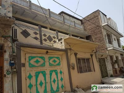 House For Sale Hussainabad Colony Opp Gulbahar No1