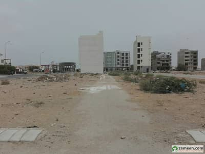 200 Square Yard Commercial Plot For Sale In Almurtaza Commercial Area Lane 3