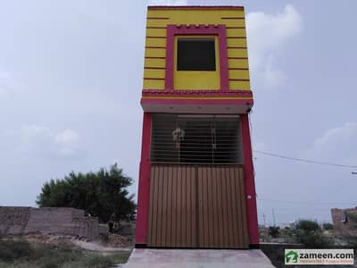 2 Marla Double Storey House For Sale