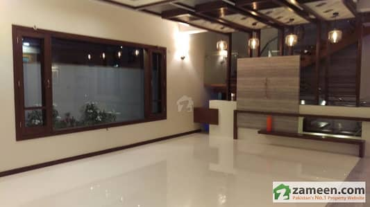 500 Yards Brand New Bungalow For Rent In Phase 5