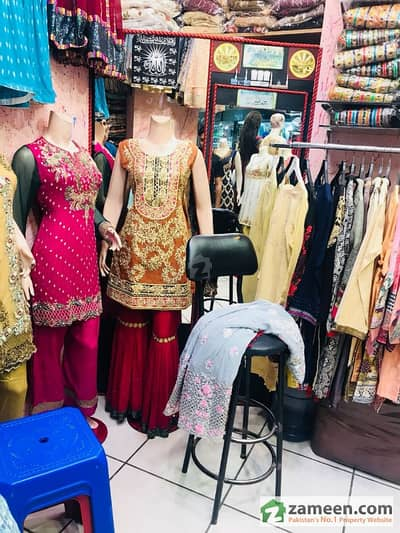 Shop For Sale In Saima Mall